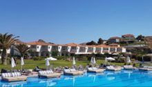 Neilson Holidays Aeolian Village beachclub - pool and daybeds