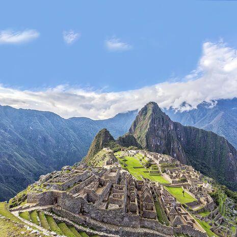 Machu Picchu - Inca trail
