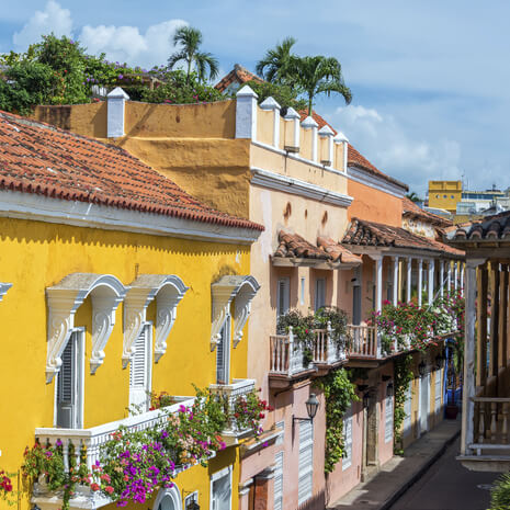 historical centre of Baranquilla